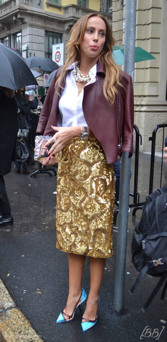 esse foi o meu look preferido!! #paete #gold