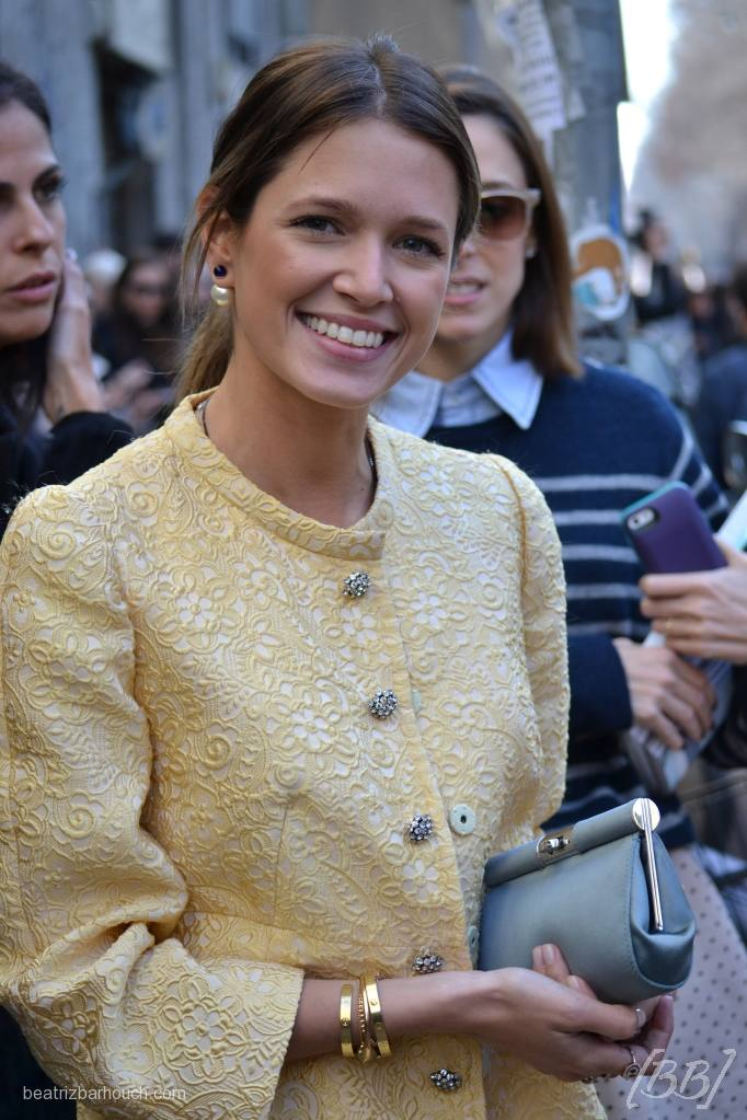 Helena linda de Dolce&Gabbana.