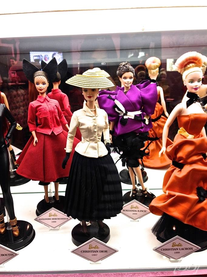 O new look dos anos 50 by Dior.