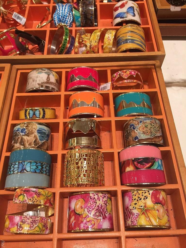 braceletes francesca